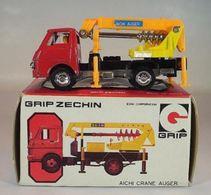 Aichi Crane Auger | Model Trucks