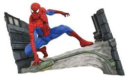 Spider-Man Webbing  PVC Diorama | Figures & Toy Soldiers