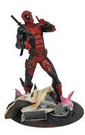 Deadpool Taco Truck  PVC Diorama | Figures & Toy Soldiers