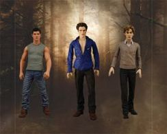 Twilight New Moon Series 2 Assortment. | Action Figure Sets