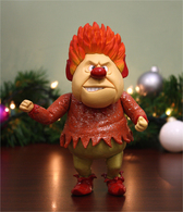 Heat Miser | Action Figures