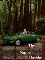 The Nature Porsche | Print Ads