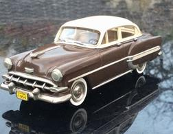 1954 Chevrolet Bel Air 4 door sedan | Model Cars | photo: Paul Friend