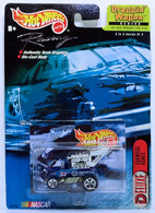 Draggin' Wagon   Model Cars   HW 2000 - NASCAR Racing - Draggin' Wagon Series #3/4  - Blue #33 Oakwood Homes Joe Nemechek