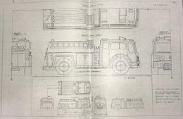 2002 Matchbox Pumper Fire Truck | Drawings & Paintings