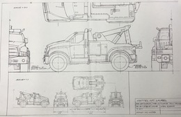 """Matchbox 2005 """"The Ultimate"""" Tow Truck 