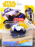 R2-D2 | Model Cars | Hot Wheels Star Wars All-Terrain Character Cars R2-D2