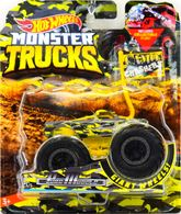 Pure Muscle | Model Trucks | Hot Wheels Monster Trucks Camo Crashers Pure Muscle