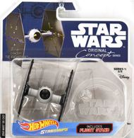 Tie Fighter (Concept) | Model Spacecraft | Hot Wheels Star Wars Starships Tie Fighter Concept