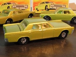 Lincoln Continental | Model Cars