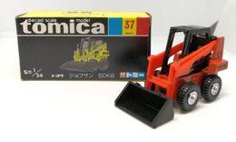 Toyota Jobsun SDK8 Shovel | Model Construction Equipment