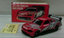 JGTC 2002 NISMO GT-R R34 PRESS VERSION | Model Cars