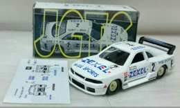 ZEXEL WISE SPORTS NISMO GT-R R33 Nissan Skyline  | Model Racing Cars