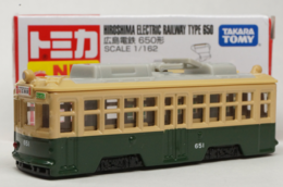 Hiroshima Electric Railway 650 Type | Model Trains (Locomotives)