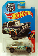'55 Chevy Bel Air Gasser | Model Racing Cars