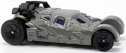 The Dark Knight Batmobile | Model Cars