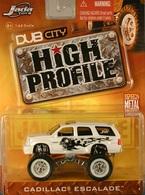 Jada high profile 2002 cadillac escalade model cars b0051cf6 bc28 4475 beab f2f5ff2e8bde medium