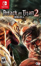 AOT 2 - Attack On Titan 2 | Video Games