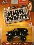 Jada high profile 2002 cadillac escalade model cars 2b8ce2ad 1934 4e5e 99b8 52b1dc66f264 medium