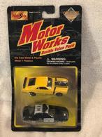 '70 Boss Mustang And Inteceptor | Model Cars