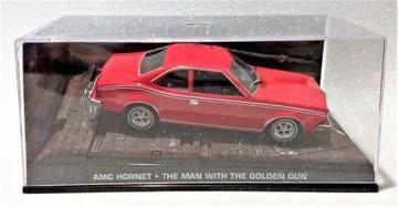AMC Hornet - The Man With The Golden Gun   Model Cars