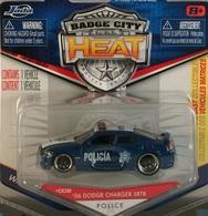 Jada badge city heat dodge charger model cars c1c0f43e 1c7d 4d22 9739 f3f06aa19e2d medium