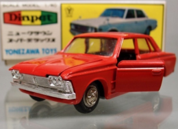 Toyota New Crown Super Deluxe | Model Cars