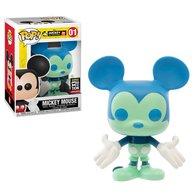 Mickey mouse %2528blue and green%2529 %255bnyc exhibition%255d vinyl art toys 61762c91 1f2d 4004 ab2a c28b9cc0d1a0 medium