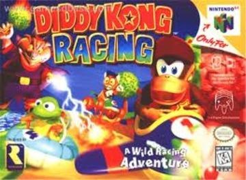 Diddy Kong Racing | Video Games