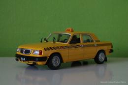 GAZ Volga 3110 Taxi | Model Cars