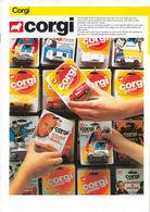 Corgi Juniors Trade Catalog 1979   Brochures & Catalogs   Front
