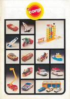 Corgi Juniors Trade Catalog 1982   Brochures & Catalogs   Front