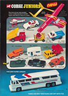 Corgi Juniors Trade Catalog 1976   Brochures & Catalogs   Front