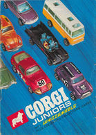 Corgi Juniors Pocket Catalog 1971   Brochures & Catalogs   Front