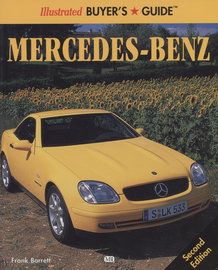 Illustrated Buyer's Guide Mercedes-Benz | Books