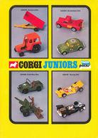 Corgi Juniors Twin Packs Trade Sheet 1975   Brochures & Catalogs   Front