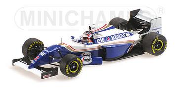 Williams Renault FW16B - Nigel Mansell - Last Win Australian Grand Prix 1994 | Model Racing Cars