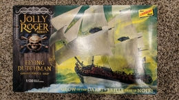 Flying Dutchman Ghost Pirate Ship | Model Ship and Other Watercraft Kits