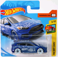 Ford Focus RS | Model Cars