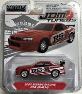 2002 Nissan Skyline GT-R | Model Cars