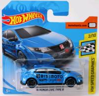 '16 Honda Civic Type R | Model Cars