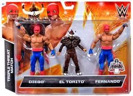 Diego, El Torito, & Fernando | Action Figure Sets