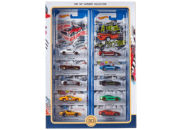 HW 50th Camaro Collection | Model Vehicle Sets | 2018 Hot Wheels 50th Camaro Collection