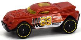 RD-08 | Model Cars | 2018 Hot Wheels RD-08 Advent Calendar Red
