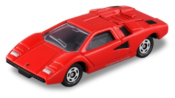 Lamborghini Countach LP400 | Model Cars
