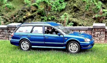 2000 Subaru Legacy GT Touring  | Model Cars | photo Robert B