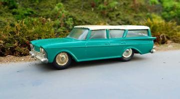 1960 Rambler Station Wagon | Model Cars | photo Robert B