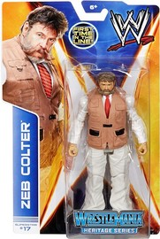 Zeb Colter | Action Figures