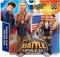 Jack Swagger & Zeb Colter | Action Figure Sets