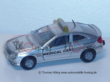 Mercedes-Benz C230 Coupe | Model Cars